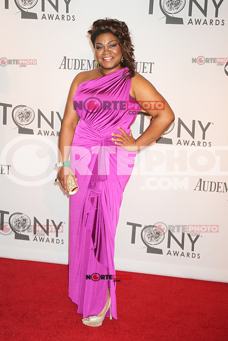 Da'vine Joy Randolph at the 66th Annual Tony Awards at The Beacon Theatre on June 10, 2012 in New York City. Credit: RW/MediaPunch Inc. NORTEPHOTO.COM