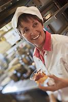 Europe/France/Provence-Alpes-Côte d'Azur/84/Vaucluse/Lubéron/ Lourmarin: Reine Sammut, restaurant: La Fenière [Non destiné à un usage publicitaire - Not intended for an advertising use]
