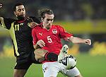 Fussball EURO 2012 Qualifikation: Oesterreich - Belgien