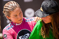 Coco Ho (HAW)  SNAPPER ROCKS, Queensland/Australia (Saturday, March 6, 2010) - Stephanie Gilmore (AUS), 22, reigning three-time ASP Women's World Champion and defending event winner, has taken out the 2010 Roxy Pro Gold Coast in punchy two-to-three foot (1 metre) waves at Snapper Rocks over fellow Finalist Melanie Bartels (HAW), 27...The opening event of the 2010 ASP Women's World Tour season, the Roxy Pro Gold Coast enjoyed an exciting final day of competition, culminating in Gilmore's emphatic win in front of a raucous hometown crowd..In a déjà vu version of last year's event, the Australian and Hawaiian squared off once again in the Final, with Gilmore taking the win and the dream start to her 2010 campaign for a fourth ASP Women's World Title... Today's win marks the 3rd win on the Gold Coast for the young Australian (2005, 2009, 2010), giving the natural-footer the record for most event wins at the Roxy Pro Gold Coast. Coco Ho (HAW), 19, 2009 ASP Women's World Tour Rookie of the Year, put in a solid campaign at the Roxy Pro Gold Coast, before going down to Gilmore in this morning's Semifinals. Posting an Equal 3rd in the opening event of the season, Ho has established herself as a major contender in the hunt for the ASP Women's World Title. Chelsea Hedges (AUS), 26, former ASP Women's World Champion (2005), saw a sensational return to form throughout the course of the Roxy Pro Gold Coast, but fell short against Bartels in today's Semifinals..Photo: joliphotos.com