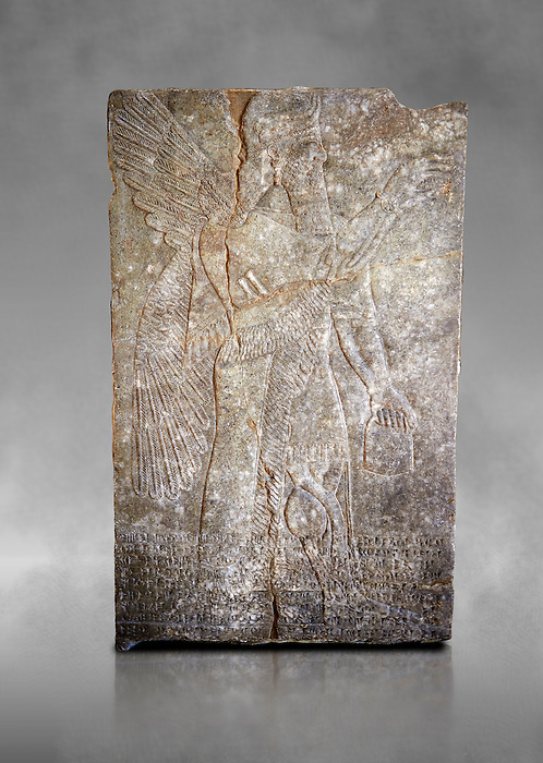 Room ancient meopotania bc assyria dur