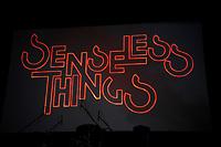 MAR 25 Senseless Things performing at Shepherd's Bush Empire