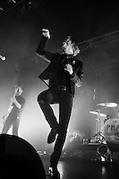 Refused performing at The Palace, Melbourne, 16 November 2012