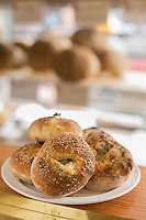 The Bialy at LOAF in Durham, N.C. on Thursday, September 18, 2014. (Justin Cook)