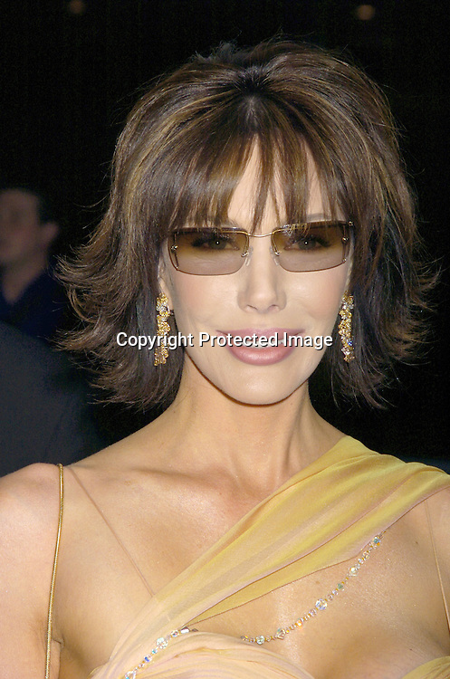 Hunter Tylo ..arriving at The 32nd Annual Daytime Emmy Awards ..at Radio City Music Hall on May 20, 2005...Photo by Robin Platzer, Twin Images