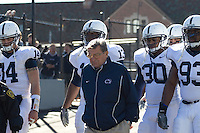 28 October 2006: Joe Paterno..The Penn State Nittany Lions defeated the Purdue Boilermakers 12-0 on October 28, 2006 at Ross=Ade Stadium, West Lafayette, Indiana.