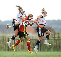 2016.08.10 Belgium U23 - Germany U20