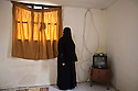 Lebanon - Tripoli - .Zahra, 46 years old, arrived in Tripoli from Zahra almost one year ago, during Ramadan, after seeing the bodies of the first protesters killed by the security forces being paraded along the village at funerals. Her family savings ran out last month, and she doesn't know how to pay the next-month-rent of 200 USD. ?Yes, the regime is corrupted and used to mistreat people, but before the revolution we used to live better. Live was quiet and peaceful?, she says bitterly.