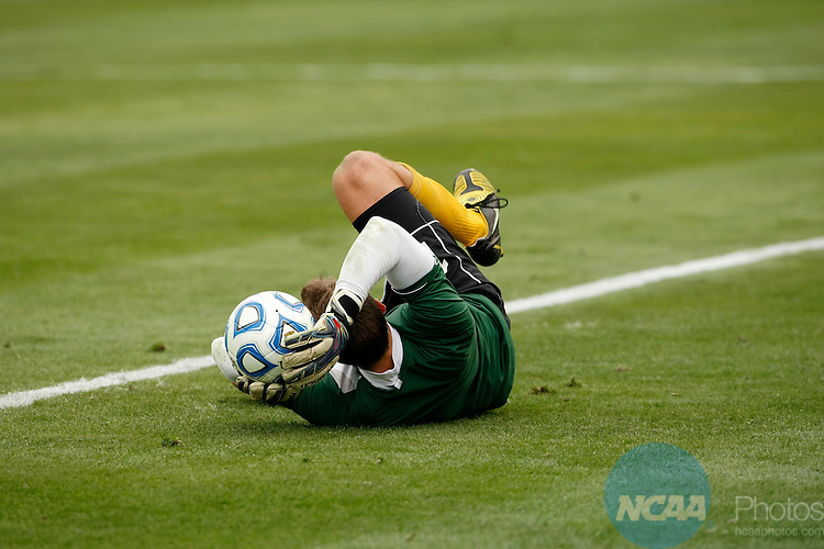 11 DEC 2011:  The University of North Carolina takes on the University of North Carolina- Charlotte during the Division I Men's Soccer Championship held at Regions Park in Hoover, AL.  Jamie Schwaberow/NCAA Photos