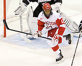 Yasin Ciss&eacute; (BU - 12) - The Boston University Terriers defeated the visiting Providence College Friars 4-2 (EN) on Saturday, December 13, 2012, at Agganis Arena in Boston, Massachusetts.