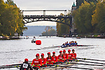 Rowing 2014 Head of the Lake Regatta