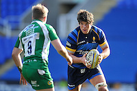 Donncha O'Callaghan of Worcester Warriors in possession. Aviva Premiership match, between London Irish and Worcester Warriors on February 7, 2016 at the Madejski Stadium in Reading, England. Photo by: Patrick Khachfe / JMP