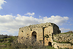 Hunin fortress in Margaliot, Upper Galilee