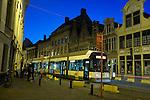 Burgstr Street, Ghent, Belgium, Europe