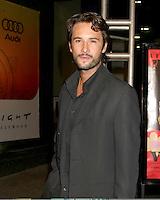 "Rodrigo Santoro.""Volver"" Premiere.AFI Film Festival.ArcLight Theaters.Los Angeles, CA.November 2, 2006.©2006 Kathy Hutchins / Hutchins Photo....                 ."