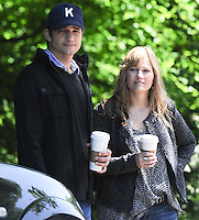 Ashton Kutcher & Sister Tausha kutcher - Images | NW MEDIA IMAGES
