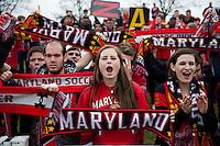 Maryland vs. Virginia, November 17, 2013