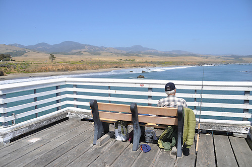 Once a thriving whaling village, this tiny town sits at the base of magnificent Hearst Castle.  The San Simeon Pier was used by William Randolph Hearst to off-load his world-famous art collection and extends from a stunning white crescent beach that sweeps around to San Simeon Point.