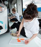 17/04/10 Glasgow School of Art BMW
