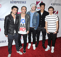 Headline: Z100 Jingle Ball 2012 NY