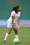 13 June 2009: Chicago's Chioma Igwe. The Washington Freedom and the Chicago Red Stars played to a 0-0 tie at the RFK Stadium in Washington, DC in a regular season Women's Professional Soccer game.