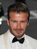 """NEW YORK CITY, NY, USA - MAY 05: David Beckham at the """"Charles James: Beyond Fashion"""" Costume Institute Gala held at the Metropolitan Museum of Art on May 5, 2014 in New York City, New York, United States. (Photo by Xavier Collin/Celebrity Monitor)"""