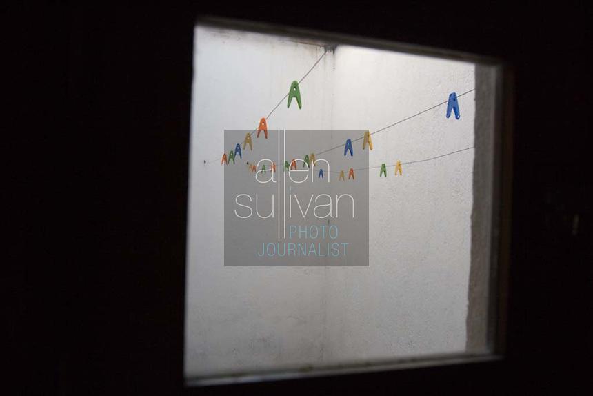 Clothes pins; Antigua, Guatemala.