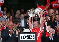 2014 09 LGFA All Ireland Senior Final