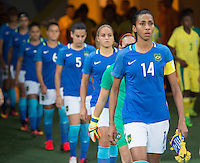 Brazil vs South Africa, August 9, 2016