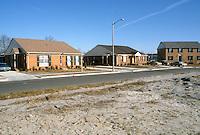 1986 January..Redevelopment.Huntersville 1&2 (R-70)..BARBERSVILLE...NEG#.NRHA#..