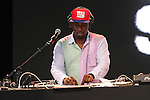 Pete Rock Spinnin at Rock Steady Crew 36th Year Anniversary Celebration at Central Park's SummerStage, NY