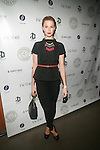 Elettra Wiedemann Attends the Destination IMAN Website Launch Party at The Electric Room at The Dream Downtown, NY  9/7/12