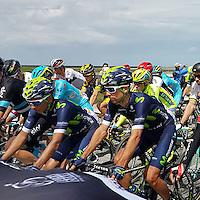 Tour de Francia 2016 ,  1 etapa