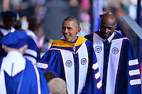Pres. Obama keynote at Howard commencement
