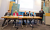 Resolution Foundation meeting - <br /> &quot;A Broken Heart? The living standards challenge facing the West Midlands Metropolitan mayor...<br /> <br /> As the West Midlands Metro area looks forward to its first ever Metro mayoral election next May, the region&rsquo;s economic performance is in the spotlight.<br /> at Birmingham Library, Birmingham, Great Britain <br /> 12th December <br /> <br /> Andy Street, Managing Director of John Lewis and Conservative candidate for West Midlands Mayor<br /> <br /> Si&ocirc;n Simon, MEP for the West Midlands and Labour candidate for West Midlands Mayor<br /> <br /> Beverley Nielsen, former regional CBI director and Liberal Democrat candidate for West Midlands Mayor<br /> <br /> Simon Collinson, Director of the City-Region Economic Development Institute, University of Birmingham<br /> <br /> Conor D'Arcy, Policy Analyst at the Resolution Foundation<br /> <br /> Chair<br /> David Willetts, Executive Chair of the Resolution Foundation<br /> <br /> Photograph by Elliott Franks <br /> Image licensed to Elliott Franks Photography Services