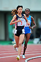 Hitomi Niiya (JPN),  .JUNE 12, 2011 - Athletics : The 95th Japan Athletics National Championships Saitama 2011, Women's 5000m final at Kumagaya Athletic Stadium, Saitama, Japan. (Photo by Jun Tsukida/AFLO SPORT) [0003]