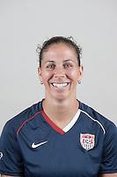 Shannon Boxx.USA Women head shots.