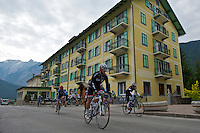 Hotel Auronzo--Italian Dolomites