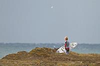 February 18th 2010. Bede Durbidge (AUS)  Free surfing at Snapper Rocks, Coolangatta, Queensland, Australia.Photo: Joliphotos.com