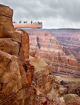 Grand Canyon Skywalk by Chris Maluszynski