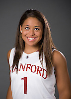 Grace Mashore of the Stanford basketball team.