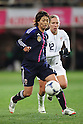 Kozue Ando (JPN), .April 1, 2012 - Football / Soccer : .KIRIN Challenge Cup 2012 .Match between Japan 1-1 USA .at Yurtec Stadium Sendai, Miyagi, Japan. .(Photo by Daiju Kitamura/AFLO SPORT) [1045]..