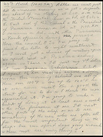 BNPs.co.uk (01202 558833)<br /> Pic: IAALtd/BNPS <br /> <br /> ***Use Full Byline***<br /> <br /> Page seventeen of Edward VIII letter. <br /> <br /> A remarkable letter written by controversial monarch Edward VIII that exposes him as an ungrateful, sexist and racist prince has come to light.<br /> The Prince of Wales, who later became the first King to voluntarily abdicate, told of the 'miserable and loathsome' time he was having on a Caribbean cruise.<br /> He visited Barbados in 1920 in what was supposed to be a diplomatic trip of the British Empire but he described the tropical paradise as a 'bum place'.<br /> The Royal reported the local scenery as being 'ugly' and he found the 'coloured population' to be 'revolting'.<br /> The letter is being sold on Saturday in London.