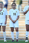16 November 2012: Baylor's Bri Campos. The Baylor University Bears played the Georgetown University Hoyas at Fetzer Field in Chapel Hill, North Carolina in a 2012 NCAA Division I Women's Soccer Tournament Second Round game. Baylor won the game 2-1 in overtime.