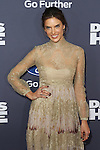 Victoria's Secret Ange Model and Actress Alessandra Ambrosio Wearing Valentino dress at  Paramount Pictures and Red Granite Pictures presents the New York Premiere of Daddy's Home sponsored by Ford Motor Company held at AMC Lincoln Square