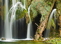 Galovac Buk waterfalls, Upper lakes Plitvice National Park, Croatia