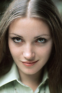 New Orleans, LA - November 1, 1972 - English actress Jayne Seymour. Seymour is starring in Guy Hamilton's film Live and Let Die, based on Ian Fleming's novel.