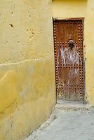 Door in the wall, Fez Medina.