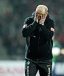 Fussball, Bundesliga 2010/2011:  SV Werder Bremen - Bayer Leverkusen