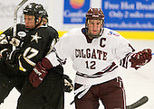 Mike Santee (Army - 17), Brian Day (Colgate - 12) - The host Colgate University Raiders defeated the Army Black Knights 3-1 in the first Cape Cod Classic on Saturday, October 9, 2010, at the Hyannis Youth and Community Center in Hyannis, MA.